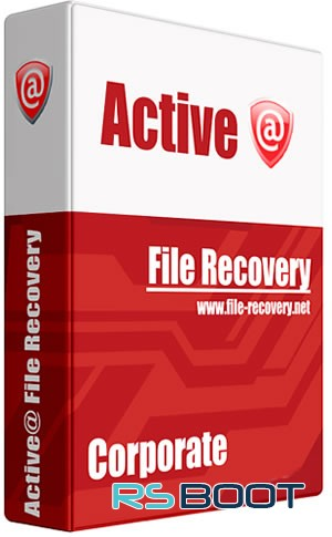 Active@ File Recovery Professional 14.5.0 + Ключ