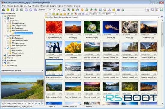 FastStone Image Viewer 7.4 Corporate + Ключ