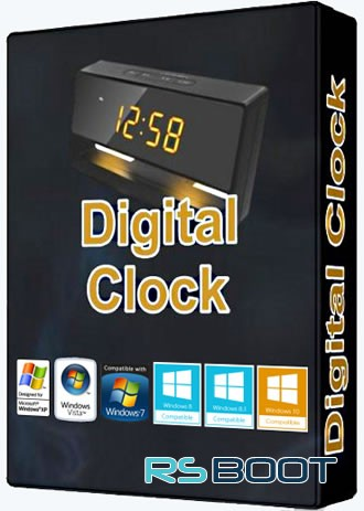 Digital Clock 4.5.4