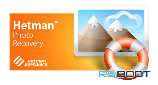 Hetman Photo Recovery 4.9 + Ключ