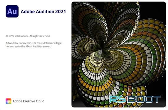 Adobe Audition 2021 14.2.0 на Русском языке + Ключи (2021)